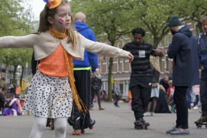 Royal Rollerdisco - Koningsdag