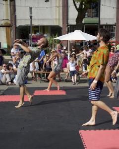 Welkom Thuis Straattheater Festival 2016