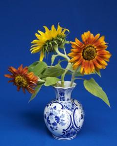 serie Delfts Blauw stilleven